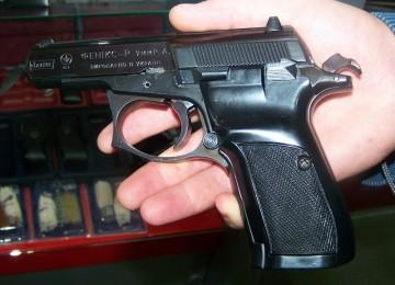 Травматический пистолет «Феникс Р» -«пистолет не для народа»