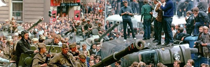 Ввод советских войск в Чехословакию – крайняя необходимость