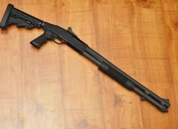 Ружьё Mossberg 590 – легенда среди американских помповых дробовиков