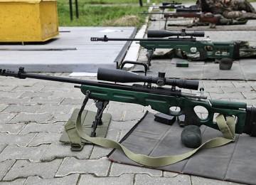 Снайперская винтовка СВ-98 – современная замена винтовки СВД