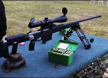 Т-5000 – новая российская разработка высокоточной винтовки