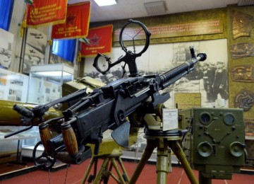 Пулемёт ДШК – совместная разработка Дегтярева и Шпагина