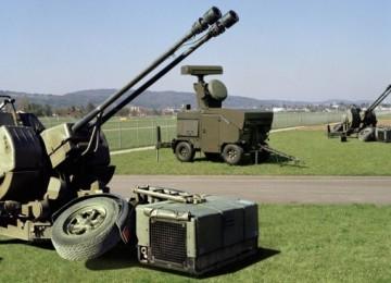 Эрликон («Oerlikon»)- самое популярное швейцарское орудие Второй мировой