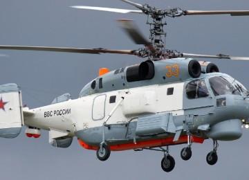 Вертолет Ка-27 – надежда и опора современного флота РФ