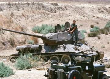 Советский танк Т 34 85 — машина, на которой можно смело въехать в историю