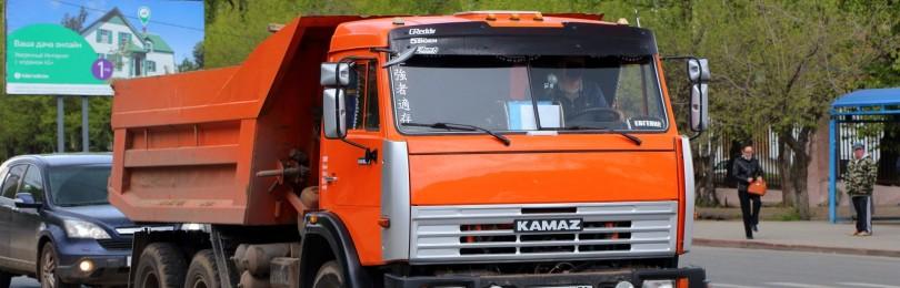 КамАЗ-55111 — строительный самосвал выпускавшийся в 1987-2012