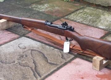 Спрингфилд М1903 — основное оружие американской армии первой половины XX века