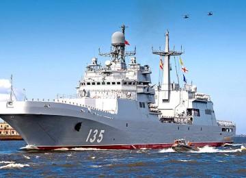БДК проекта 11711 – первые в истории ВМФ России большие десантные корабли