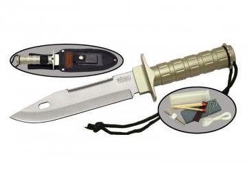 Нож для выживания — спасительный минимум в экстремальной ситуации