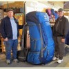 Туристический рюкзак: последние новшества туристической экипировки