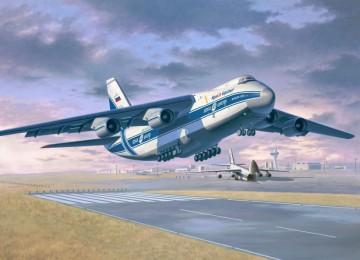 Ан-124 «Руслан»: гигант с берегов Днепра