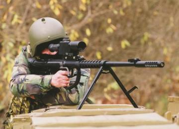 Крупнокалиберная снайперская винтовка «Корд» — одна из самых мощных снайперских винтовок мира