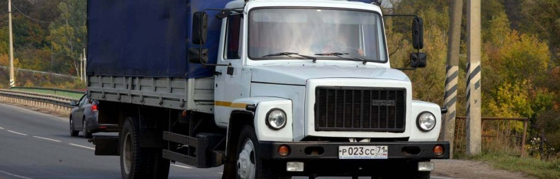 ГАЗ 3309 — современный среднетоннажный грузовик российского производства