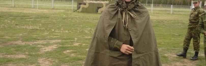 Армейский плащ-палатка: универсальный атрибут российских солдат