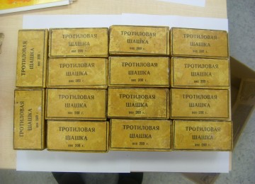 Тротил — основное взрывчатое соединение для военных боеприпасов