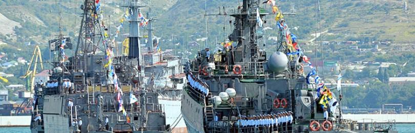 ВМФ России: вчера, сегодня и завтра