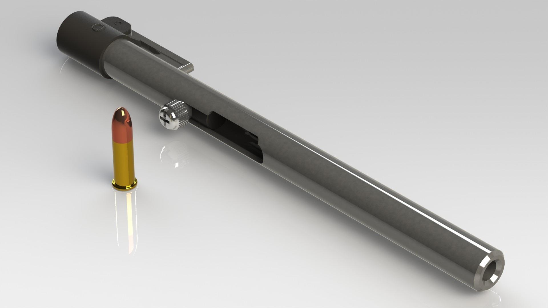 Стреляющая ручка