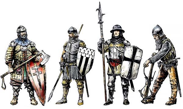 Ливонские рыцари