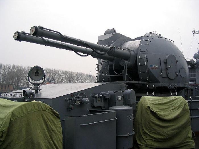 Артустановка АК-130
