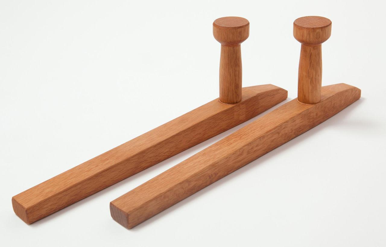 Деревянная тонфа