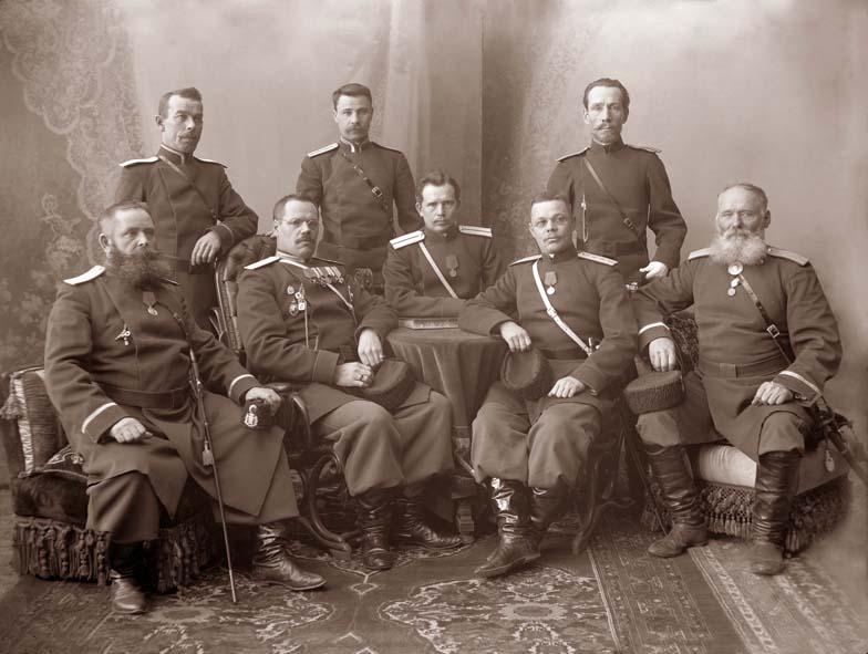Форма полиции царской России