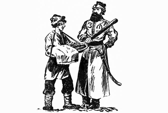 Форма полиции конца 17 века