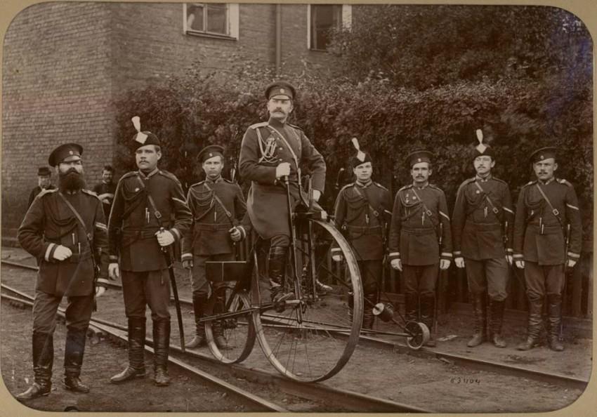 Форма полиции при Александре III