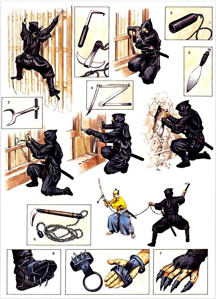 Искусство ниндзюцу