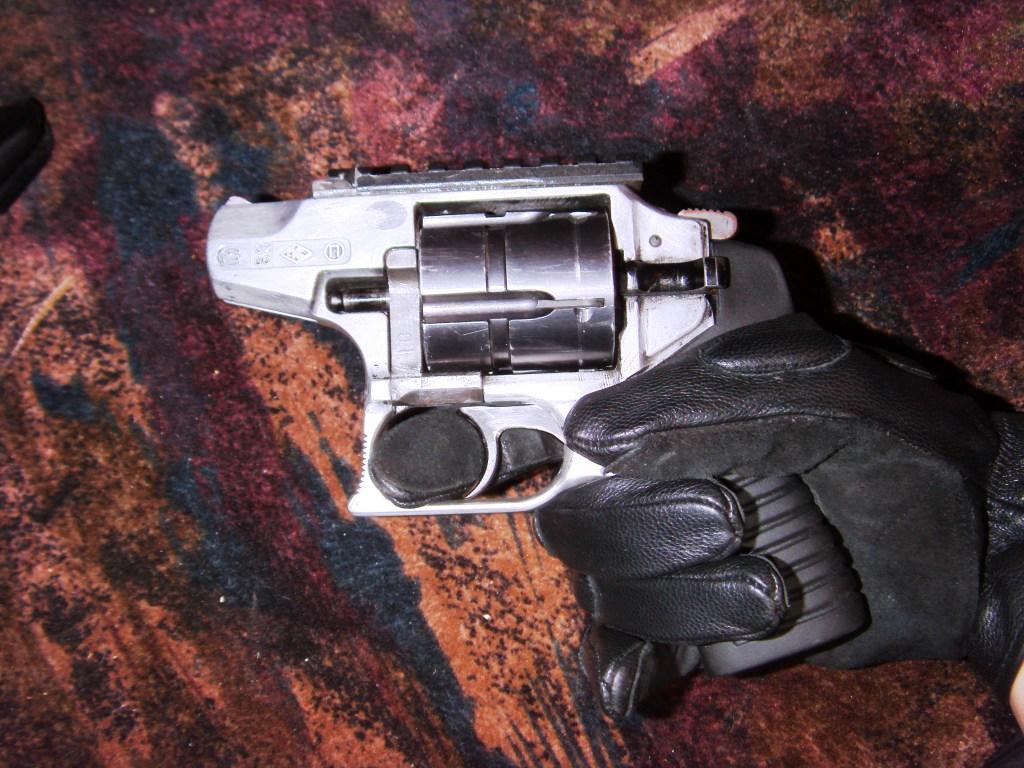 """Использование """"Ратника"""" в перчатках"""