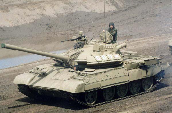 Модернизация Т-55
