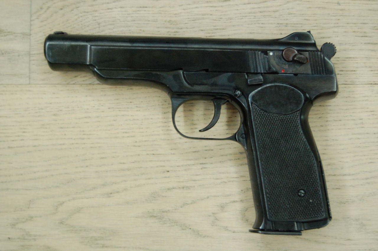 """МР 355 - практически точная копия """"Стечкина"""""""