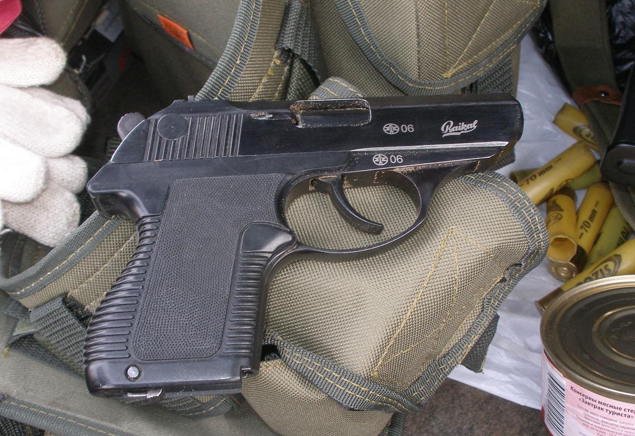 МР-78-9ТМ и рюкзак