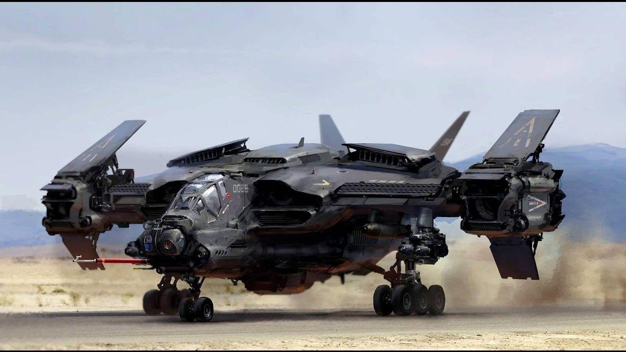 Новейший самолет