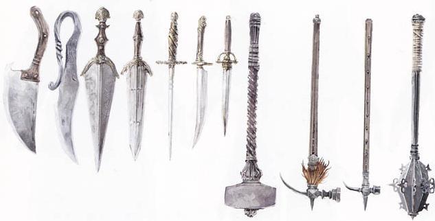 Оружие ассасина