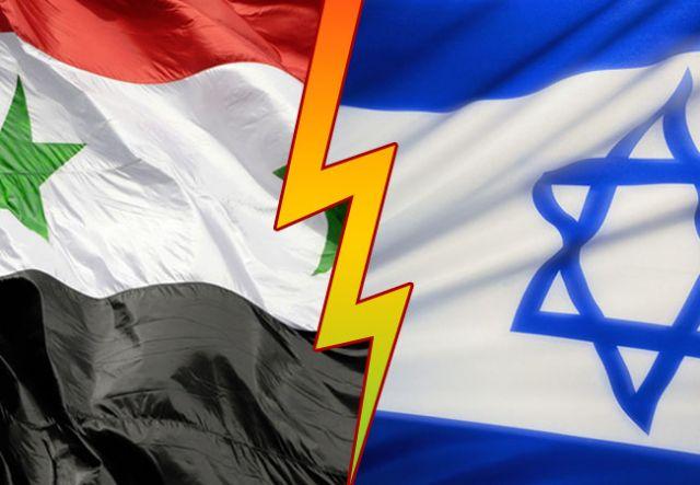 Противостояние Сирии и Израиля