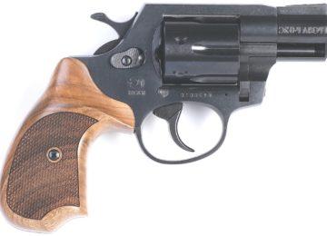 """Травматический револьвер """"Гроза Р-02С"""""""