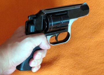 """Травматический револьвер """"Ратник"""""""