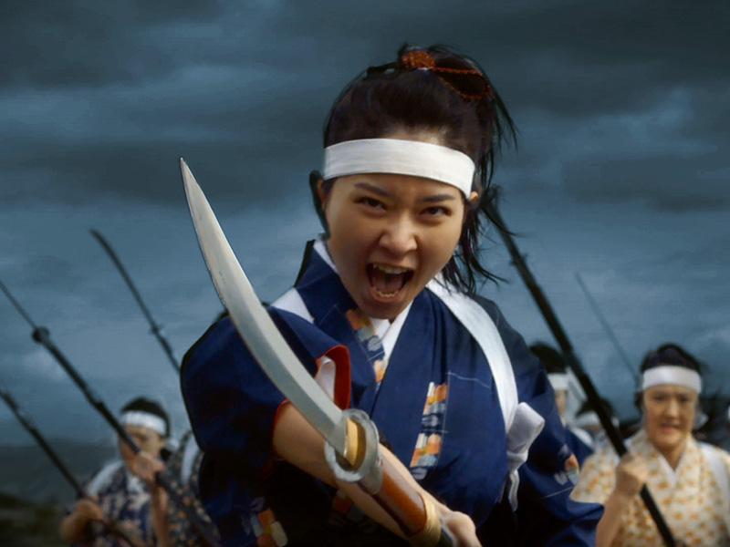 Женщины-самураи