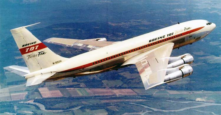 Боинг 707-320C