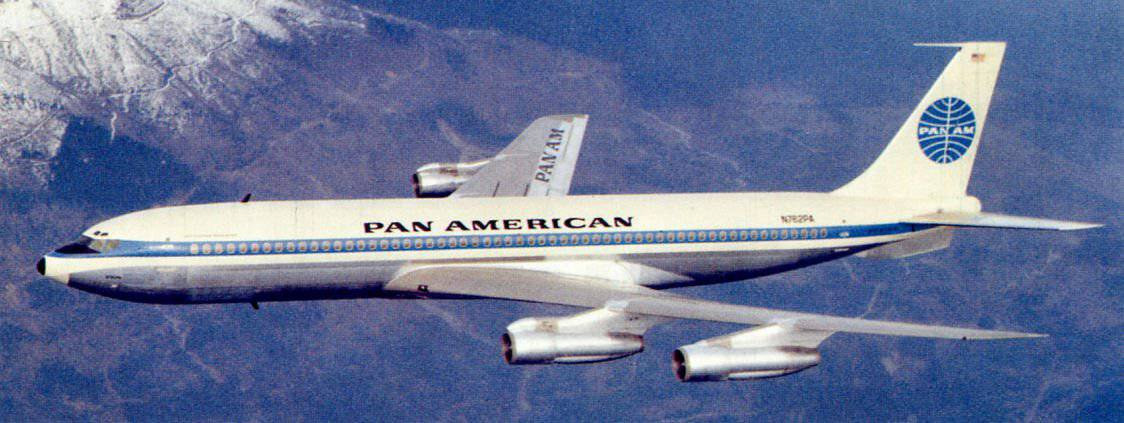 Боинг-707 Пан Американ