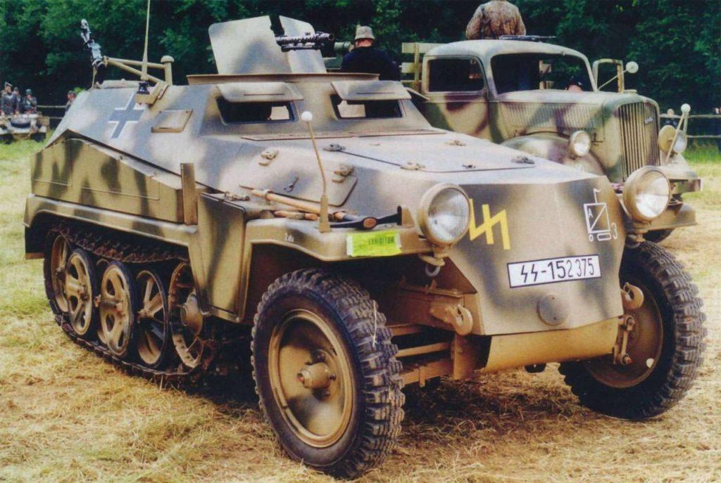 БТР SdKfz 250