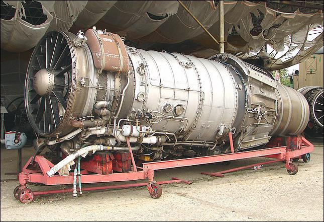 Двигатели ТРДД НК-8-2(у)