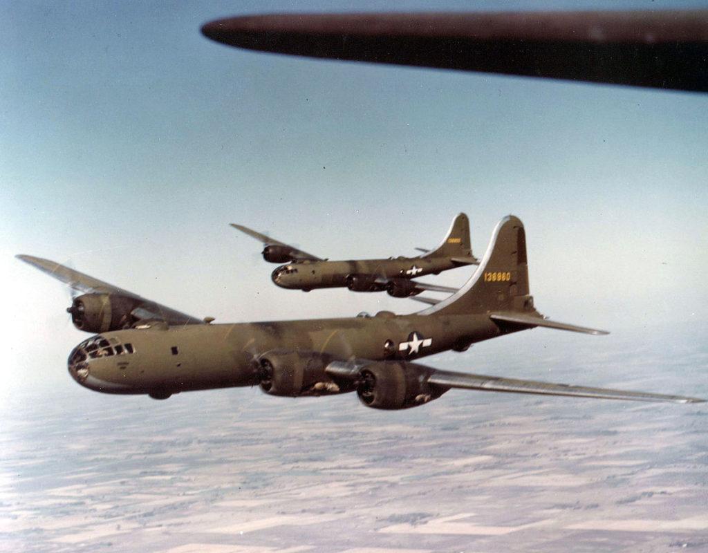 Эскадрилья B-29