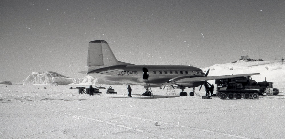 Ил-14 на Севере