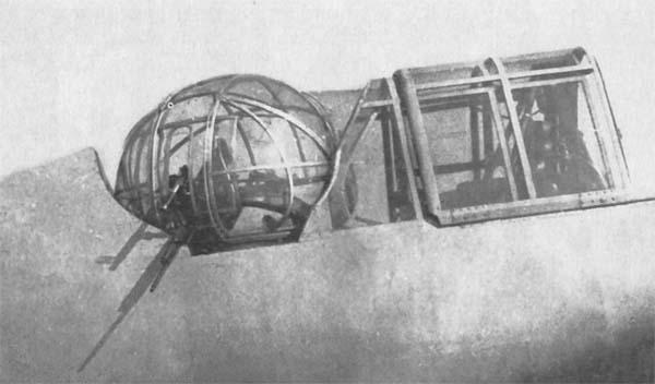 Кабина Су-2