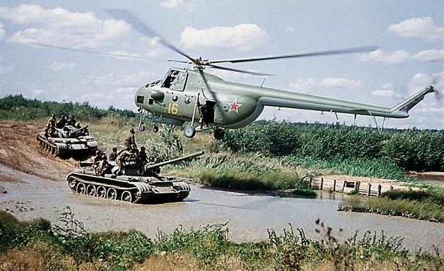 Ми-4 в войсках