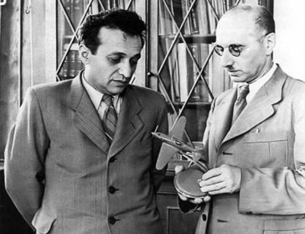 Микоян и Гуревич