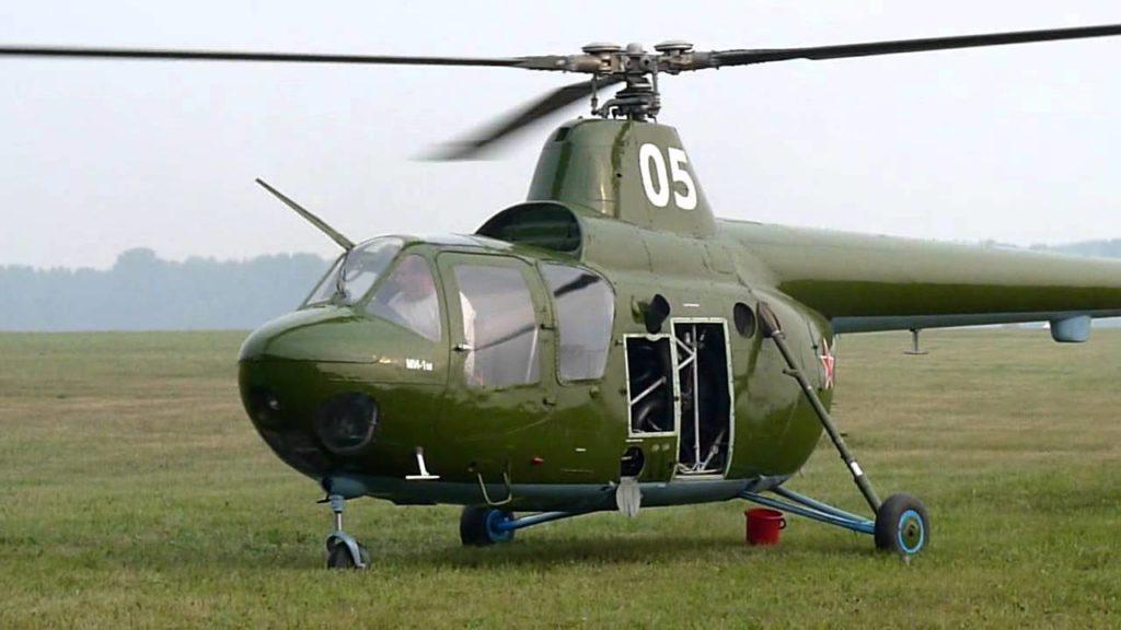 Модификация Ми-1
