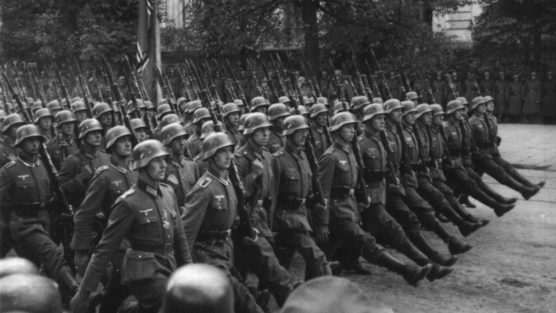Немецкая военная форма во Вторую мировую войну