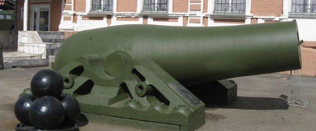 Пермская «Царь-пушка»